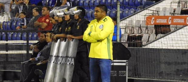 Roger quer somar muitos pontos na Libertadores