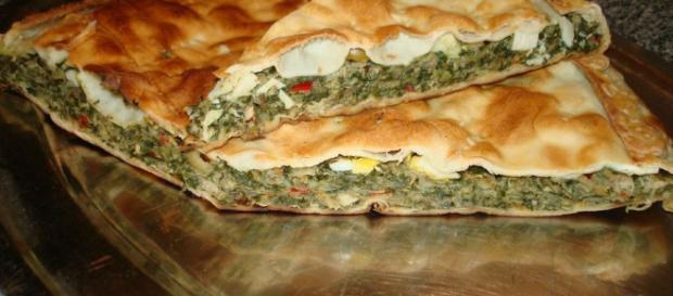 Tarta de espinaca y atún | Cocina - facilisimo.com