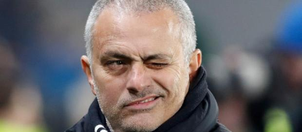 The Moment It Became Very Clear That Jose Mourinho Doesn't Like ... - thesportsman.com