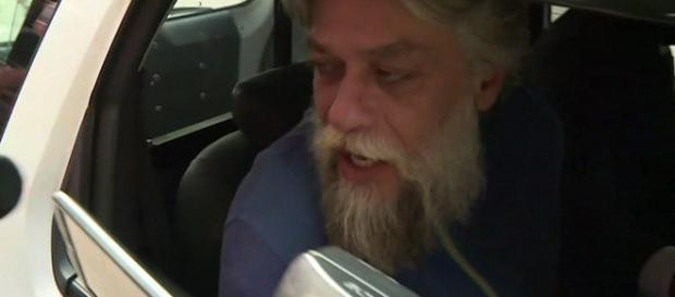 Vídeo mostra Fábio Assunção bêbado e discutindo no meio da rua. (Foto Internet)