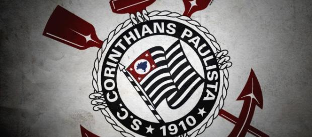 Wallpaper do Corinthians: Corinthians é preto no branco - com.br