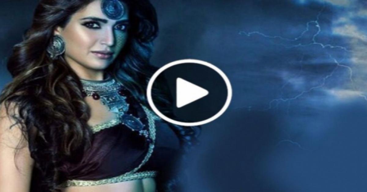Karishma Tanna sizzles in the 'Naagin 3' promo video