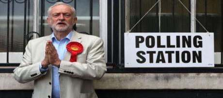 Jeremy Corbyn's solid success via Sky News