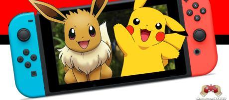 'Let's Go, Pikachu' and 'Let's Go, Eevee' confirmed for Nintendo Switch (Image via Nintendo/Flickr)
