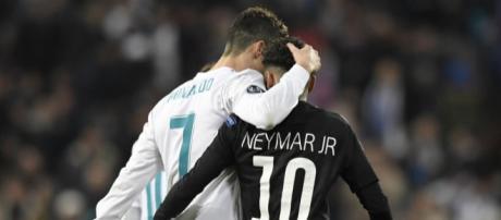 Mercato : Cristiano Ronaldo et Neymar dans le même club cet été ?