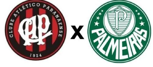 Ao vivo na TV e internet: Atlético-PR x Palmeiras