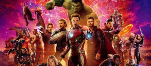 Avengers: Infinity War es la película con el mayor fin de semana ... - xgallery.me
