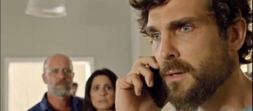 Benjamin será mais um alvo de Ricardo Montana em Apocalipse (Foto: Record TV)