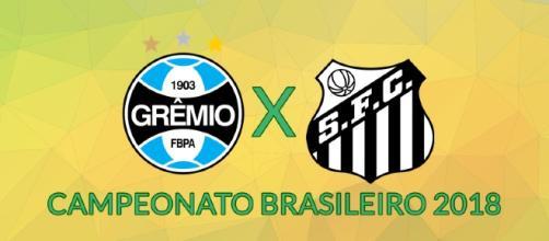 Brasileirão: Grêmio x Santos ao vivo