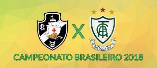 Brasileirão: Vasco x América-MG ao vivo
