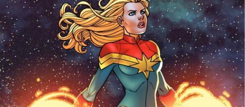 Capitan Marvel puede ser la héroe más poderosa de todas