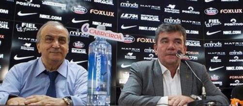 Diretoria do Corinthians tenta anunciar patrocinador master e naming rights
