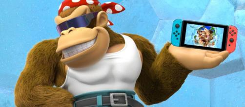 Donkey Kong Country: Tropical Freeze para Switch