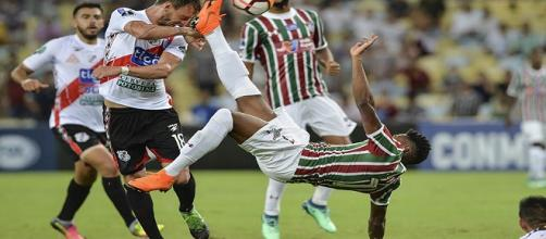 Fluminense decide vaga na Sul-Americana contra o Nacional Potosi (Foto: Portal Fim de Jogo)
