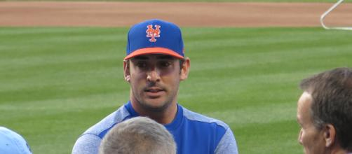 Matt Harvey with New York Mets. - [Image via Editosaurus / Wikimedia Commons]