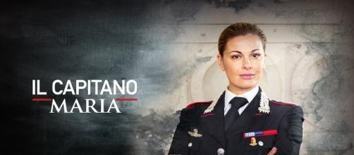 Il Capitano Maria: i personaggi principali della fiction (foto: RaiPubblicità.it)