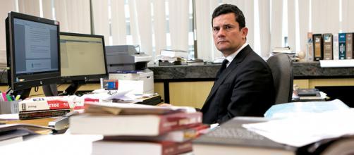 Juiz federal Sergio Moro, responsável pelas ações da Lava Jato no Paraná