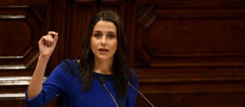 Las duras críticas de Inés Arrimadas sobre la posible investidura de Puigdemont