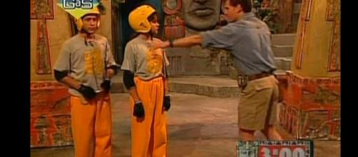 'Legends of the Hidden Temple' episode. - [Nickelodeon / YouTube screencap]