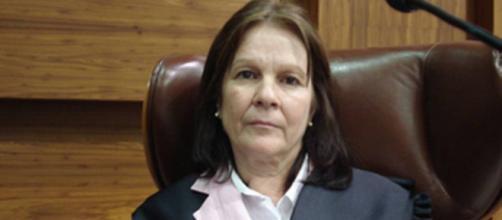 Maria de Fátima Freitas Labarrère, vice-presidente do TRF-4