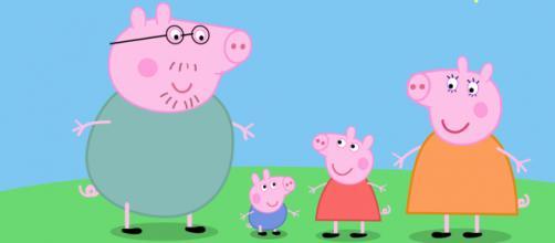 O desenho animado Peppa Pig é censurado na China