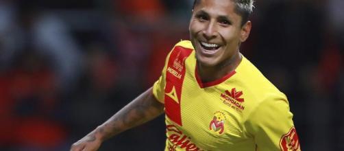 Raúl Ruidíaz y sus cifras con Morelia que sorprenden en la Liga MX ... - peru.com