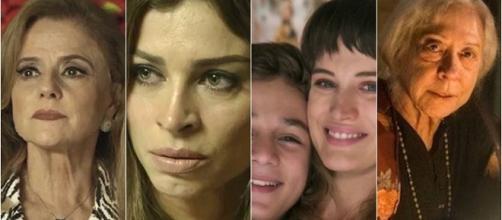 Resumo da última semana de O Outro Lado do Paraíso (Foto: TV Globo/RN)