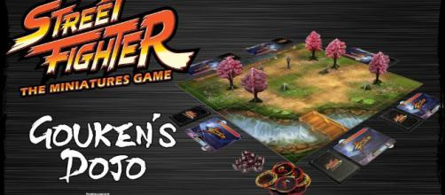 Street Fighter Miniatures Game en Kickstarter (+ filtración y ... - wargarage.org