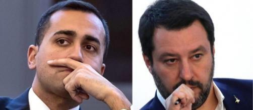 Trattative riaperte tra Di Maio e Salvini? (Foto di today.it)