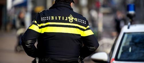 Un giornale online olandese ha pubblicato un video dell'operazione delle forze dell'ordine