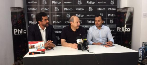 Acordo com a Philco foi anunciado nesta sexta