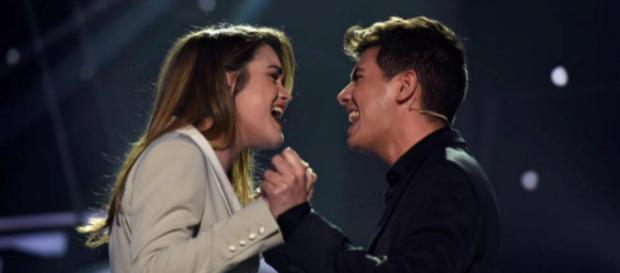 """Amaia, tras ganar el billete a Eurovisión con Alfred: """"Me da miedo ... - elmundo.es"""