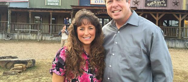 Counting On' Stars Jim Bob And Michelle Duggar - social post