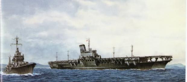 Der zweite Weltkrieg • Ver Tema - Los Portaaviones de la Armada ... - zweiterweltkrieg.org