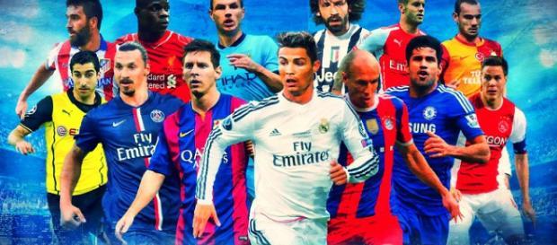 España se adueña de los campeonatos mas importantes del fútbol europeo