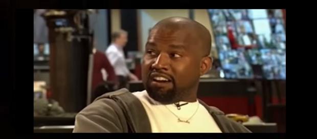 Kanye West staying with Caitlyn Jenner. - [Photo: TMZ / YouTube screencap]