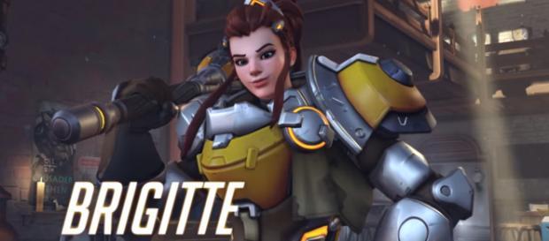 [NEW HERO NOW AVAILABLE] Introducing Brigitte   Overwatch [Image Credit: PlayOverwatch/YouTube screencap]