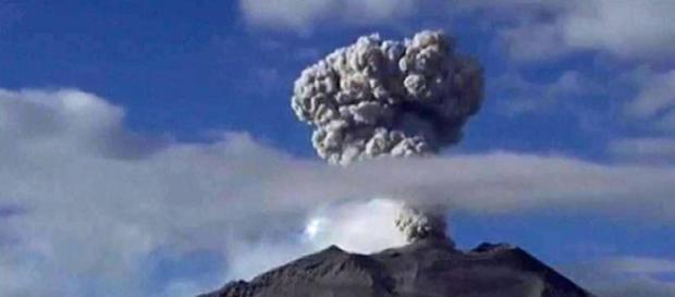 Noticias sobre Erupcion del volcane