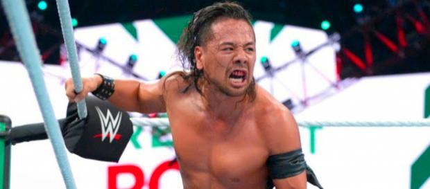 Shinsuke Nakamura will challenge AJ Styles for the WWE title again at May 6 'Backlash 2018' betting odds. - [Image via WWE / YouTube screencap]