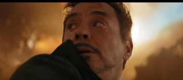 Tony Stark in 'Infinity War.' - [Marvel / YouTube screencap]