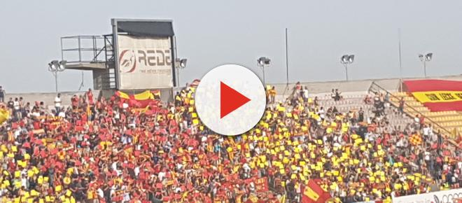 Carica Lecce, grande sorpresa a Monopoli