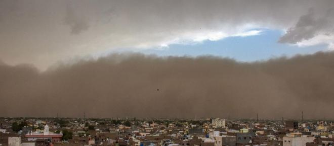 The dust storms of UP: Things you should be concerned about