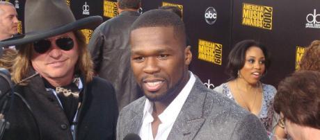 Is 50 Cent trolling Jay-Z turning into something bigger? [Image via WikiCommons]