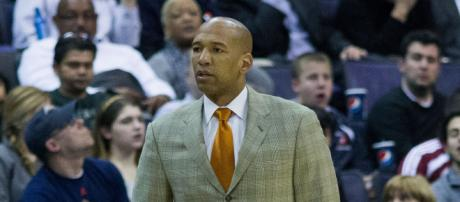 Monty Williams. - [Keith Allison via Flickr]