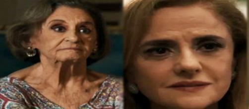 Caetana e Sophia morrem no último capítulo de O Outro Lado do Paraíso (Foto: TV Globo)