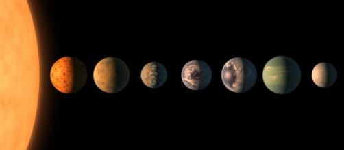 Planeta llamado TRAPPIST-1e tiene el núcleo parecido a la Tierra