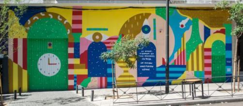 El distrito Centro se llena de arte urbano con Pinta Malasaña y ... - gacetinmadrid.com
