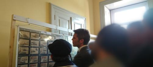Emanuele Filiberto in visita nel Cilento