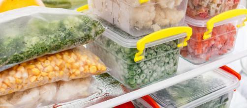 ¿Es seguro comer alimentos que se queman en el congelador?