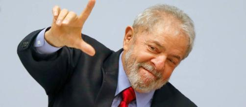 """Grupos que apoiam Lula criaram o movimento """"#LulaLivre"""". (foto reprodução)."""